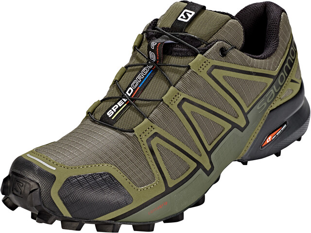 cheap for discount 2c396 13baf Salomon Speedcross 4 Löparskor Herr oliv